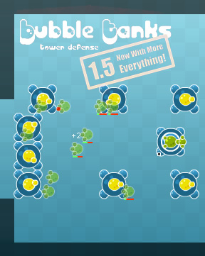 Bubble Tanks Tower Defense 1.5