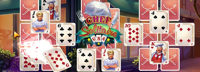 Chef Solitaire USA