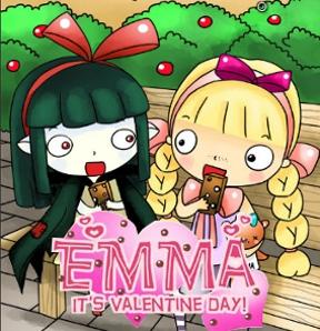 Emma: It's Valentines!