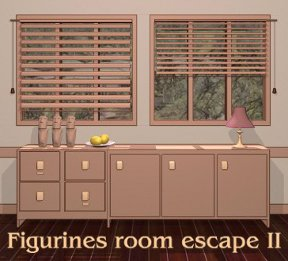 Figurines Room Escape 2