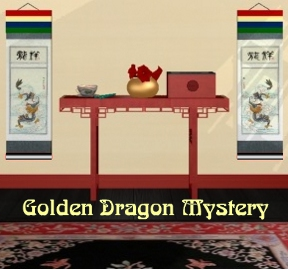 Golden Dragon Mystery