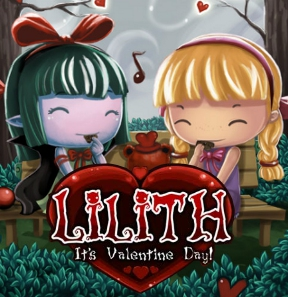 Lilith: It's Valentines!