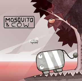 Mosquito & Cow