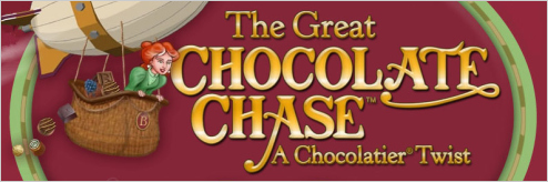 The Great Chocolate Chase: A Chocolatier Twist