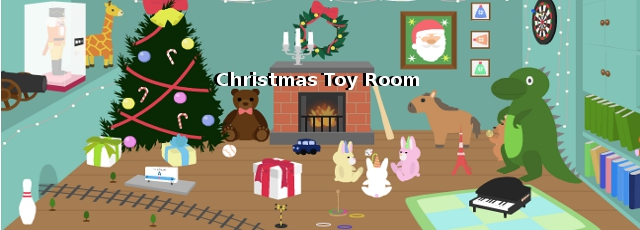 Christmas Toy Room