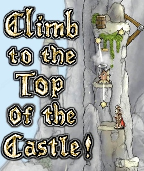Climb to the Top of the Castle