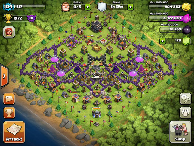 Clash of Clans Tip 5