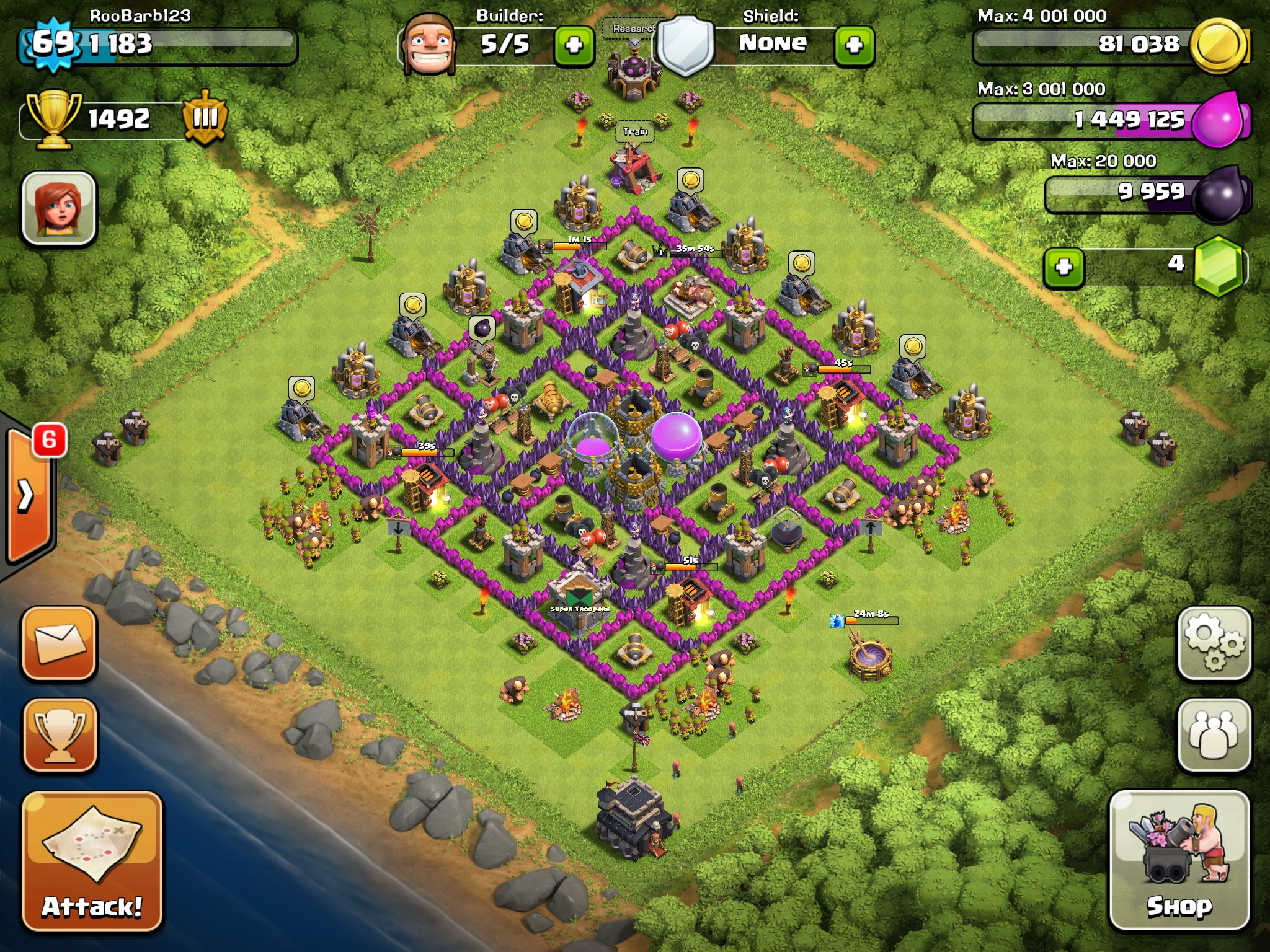 Clash of Clans: Base Designs (per Town Hall) - Walkthrough Guides