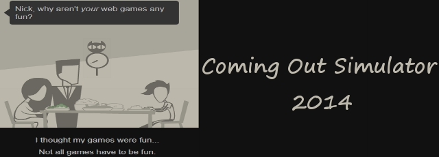 Coming Out Simulator 2014