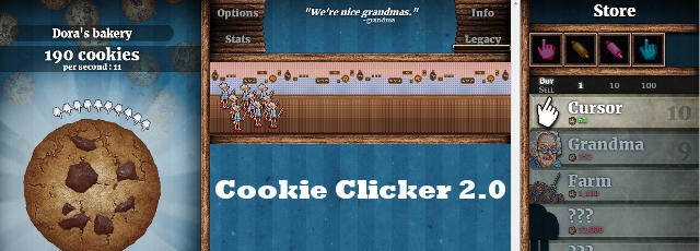 Cookie Clicker 2.0