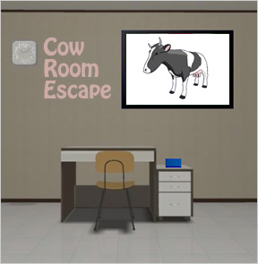 Cow Room Escape