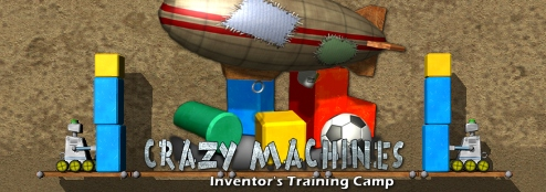 Crazy Machines: Inventor Training Camp