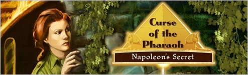 Curse of the Pharaoh 2: Napoleon's Secret
