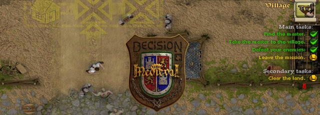 decision medieval walkthrough tips review