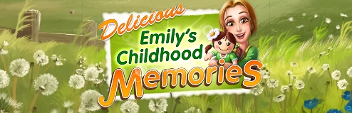 Delicious: Emily's Childhook Memories