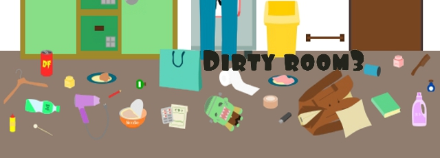Dirty Room Escape 3