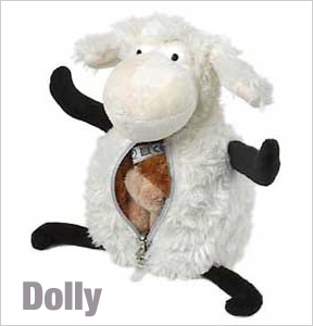 Dolly plushie