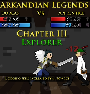 Arkandian Legends Chapter 3: Explorer