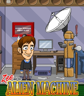Zee and the Alien Machine