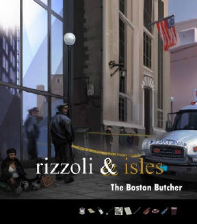 Rizzoli & Isles: The Boston Butcher width=