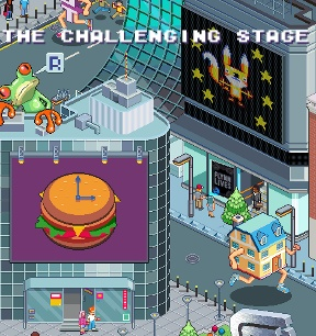 The Challenging Stage