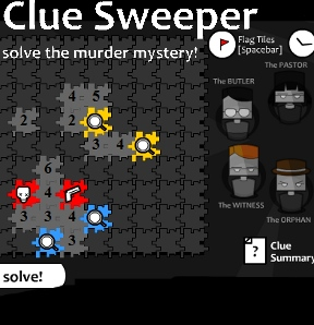 ClueSweeper