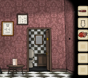 Escape The Women's Bathroom Cheats cube escape: theater - walkthrough, tips, review