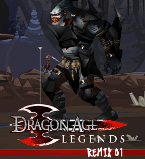 Dragon Age Legends: Remix 01