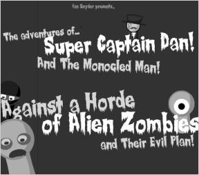 Captain Dan Title