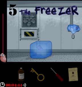 Escape 5: The Freezer