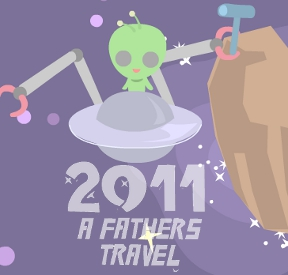2011 A Father's Travel