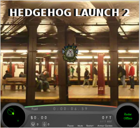 Hedgehog Launch 2