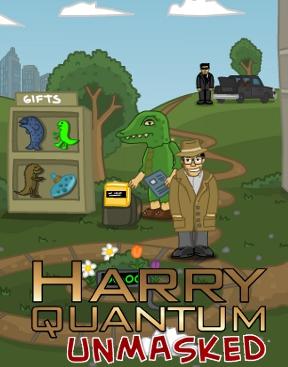 Harry Quantum 2: Unmasked