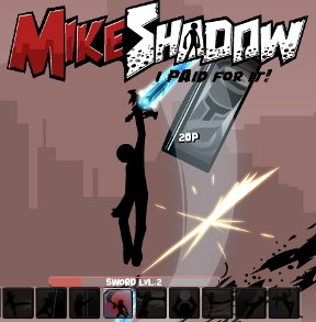 Mike Shadow: I Paid For It!
