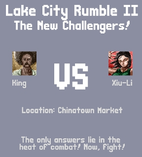 Lake City Rumble 2