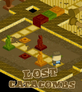 Lost Catacombs