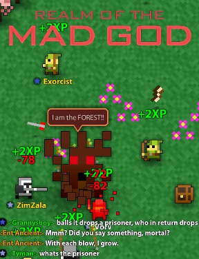 Play Realm of the Mad God, a free online game on Kongregate