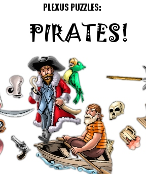 Plexus Puzzle: Pirates!