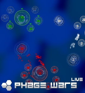 Phage Wars Live