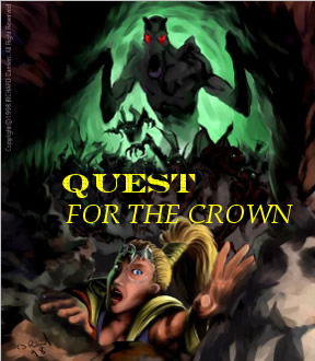 Quest for the Crown
