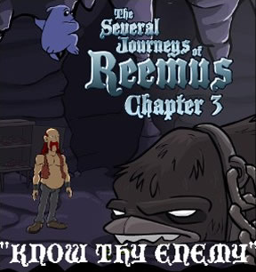The Several Journeys of Reemus Chapter 3