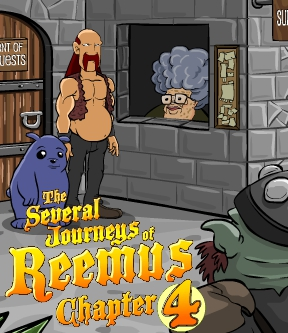 The Several Journeys of Reemus: Chapter 4