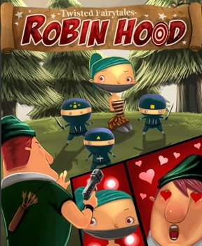 Twisted Fairytales: Robin Hood
