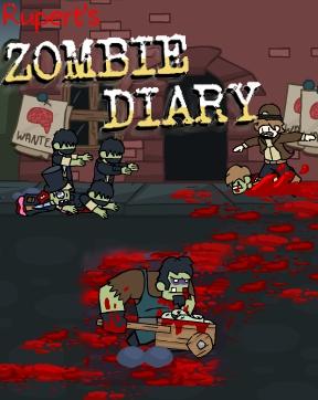 Rupert's Zombie Diary