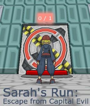 Sarah's Run (Preview)