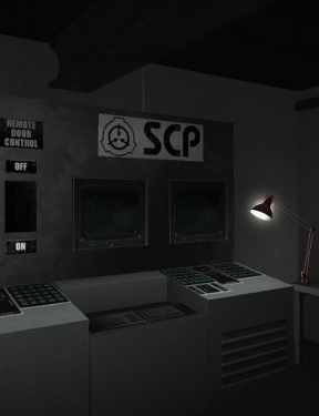 SCP - Containment Breach