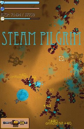 Steam Pilgrim