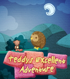 Teddy's Excellent Adventure