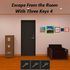 Escape From the Room With Three Keys 4