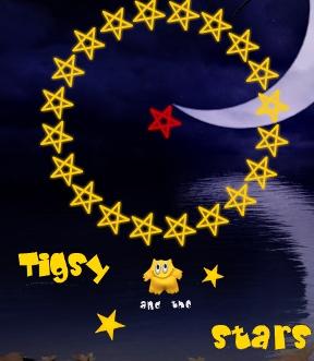 Tigsy and the Stars